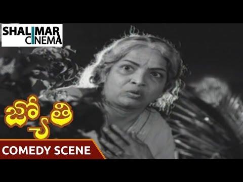 Jyothi Telugu Movie || Jayasudha & Chaya Devi Comedy Scene || Murali Mohan,Jayasudha