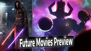 DISNEY REVEALS *NEW* MARVEL & STAR WARS MOVIES PREVIEW