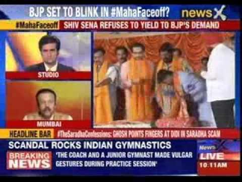 Amit Shah in Mumbai to finalise seat sharing with Shiv-Sena