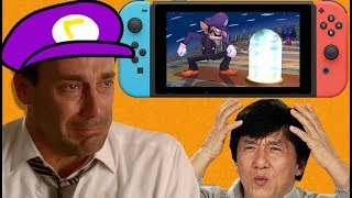 WHY Waluigi Is Not In Super Smash Bros Ultimate!