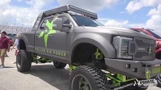 2018 Daytona Beach Speedway Truck Show