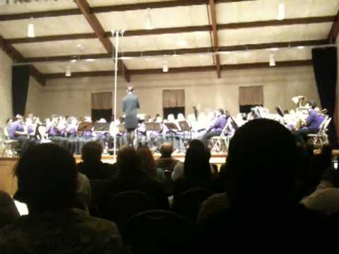 Chapel Hill Middle School 6th Grade Band Festival - Furioso