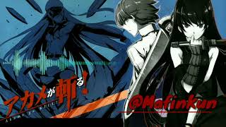 We Do'nt Talk Anymore Versi Switching Vocal Anime Akame Ga Kill