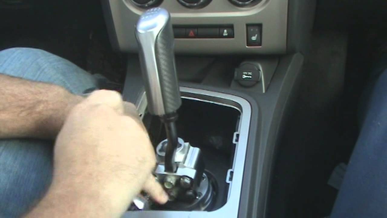 Barton Shifter For The Challenger Youtube