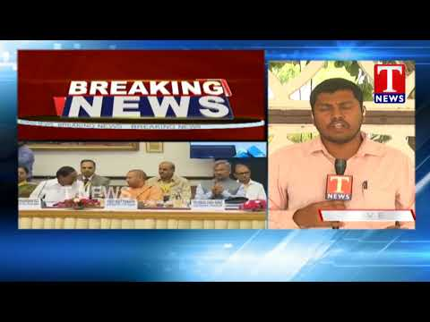 Live Updates From Delhi | PM Modi to Chair NITI Aayog | CM KCR Participated | T News live Telugu