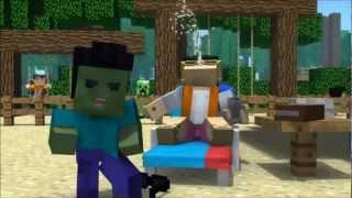 Parodia-Minecraft Style [HD]