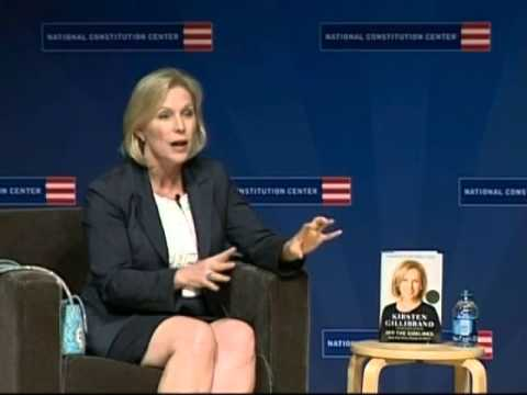Senator Kirsten Gillibrand on Women in Congress