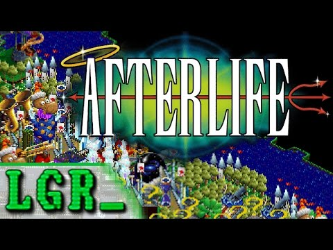 LGR - Afterlife - PC Game Review