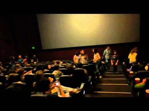 Flash Mob Saba en Cinemark - Body Language