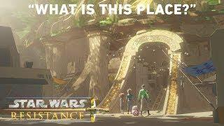 quotThe Relic Raidersquot Preview  Star Wars Resistance