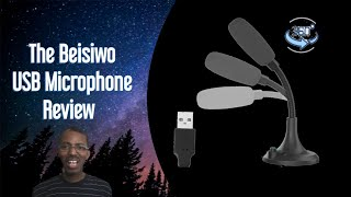 Our Review Of The Beisiwo USB Microphone