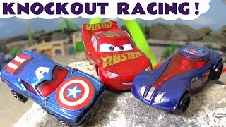 Disney Cars Toys McQueen judges Hot Wheels Avengers Marvel vs DC Batman and the funny Funlings TT4U