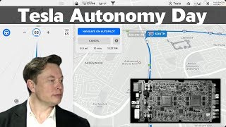 Tesla Autonomy Day 2019 - Full Self-Driving Autopilot - Complete Investor Conference Event