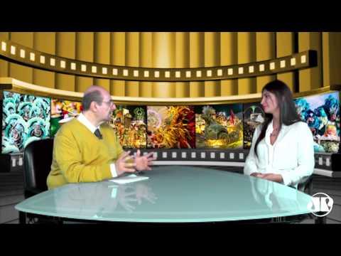 Entrevista com Helena Soares, piloto de Rally e Rainha de Bateria | Wanderley Nogueira | Jovem Pan