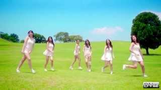 Gfriend Me Gustas Tu dance version DVhd
