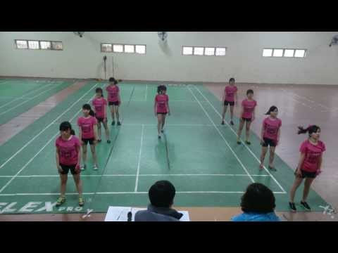 Aerobic Cu Teo :v video