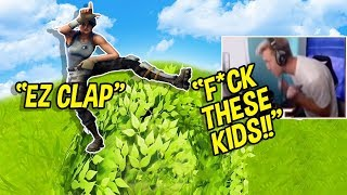 TFUE Rage Quits & Says He Will STOP Playing FORTNITE Because Of This! (Fortnite Moments)