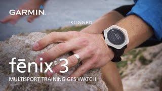 Garmin Fenix 3: Running