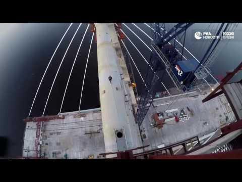 Петербургские руферы покорили очередную высоту