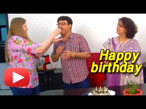 Birthday Surprise To Sachin Pilgaonkar - Sanngto Aika - Upcoming...