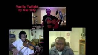 download lagu Owl City- Vanilla Twilight Collab Cover gratis