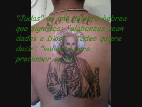 SAN JUDAS TADEO !!!!!!!!!!!!!!!!!!!!! Video