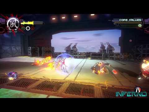 Yaiba: Ninja Gaiden Z - Walkthrough - Part 6 - [mission 6 - Forge Headquaters] video