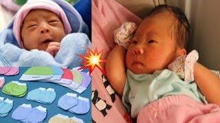 Bao Tay, Bao Chân, Mũ Đội Đầu - 3 Thứ vừa vô dụng, vừa gây hại cho trẻ sơ sinh