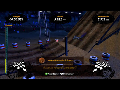 Al cementerio de Halloween! | Trials Evolution