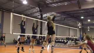Shelby Jacobsen Volleyball Highlights