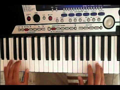 De tal maneraÉl me amó - Juan Carlos en el piano