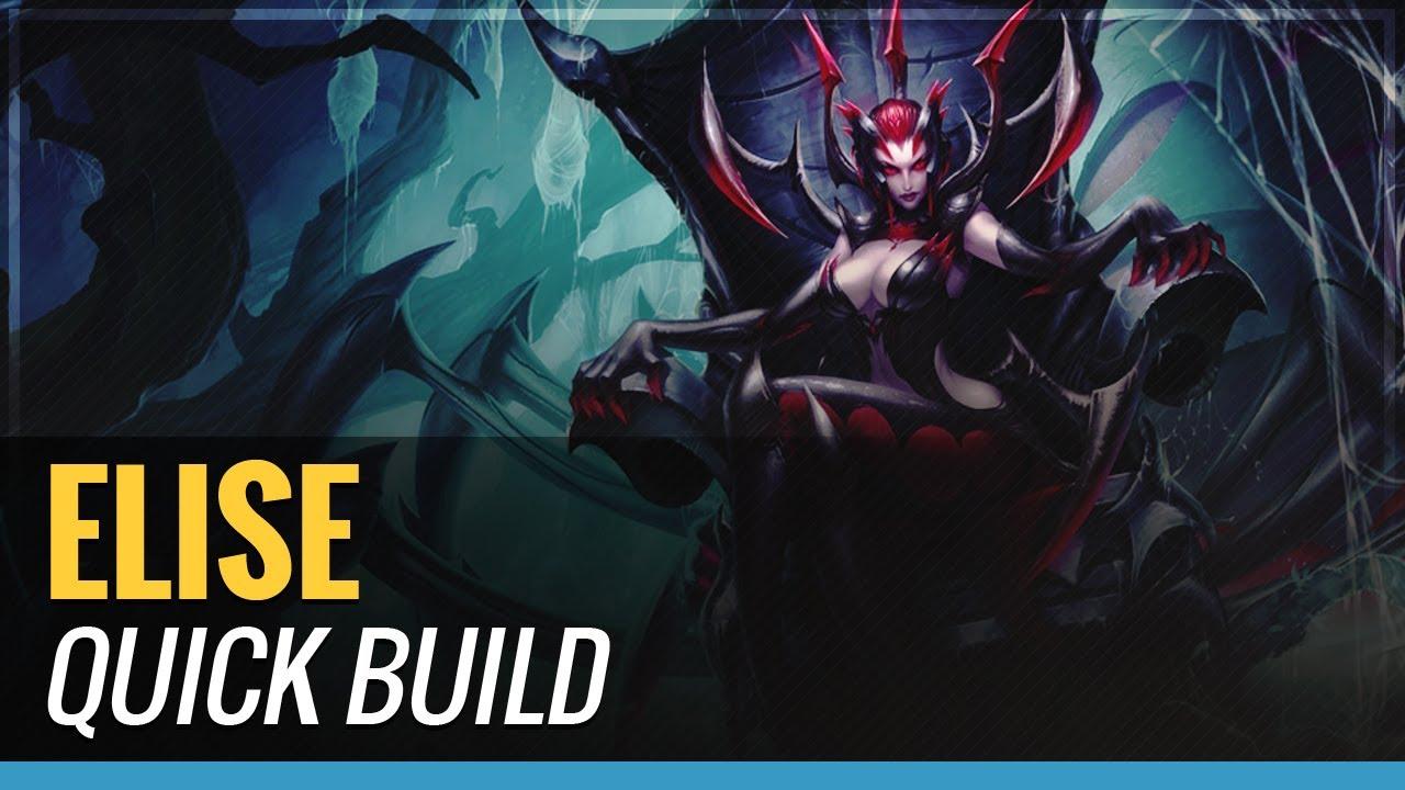 Elise s4 Quick Build
