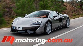 2017 McLaren 570S Review - Please take my money