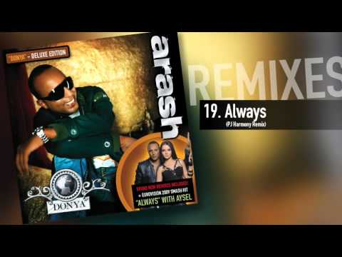 download lagu Arash -  Always PJ Harmony Remix gratis