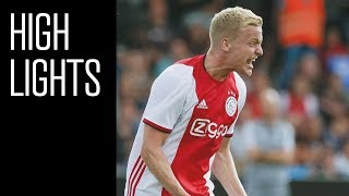 Highlights Ajax - Watford