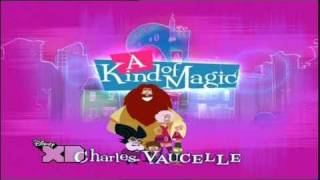 Disney XD Scandinavia - A KIND OF MAGIC - Opening / Intro