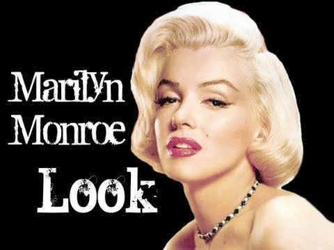 Tutorial 44 •  Marilyn Monroe (50's Makeup)