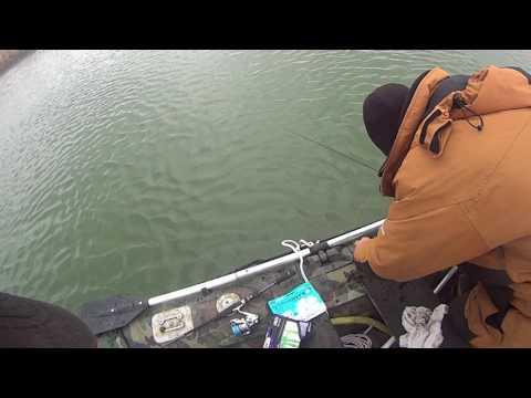 веселовское водохранилище ловля судака на джиг