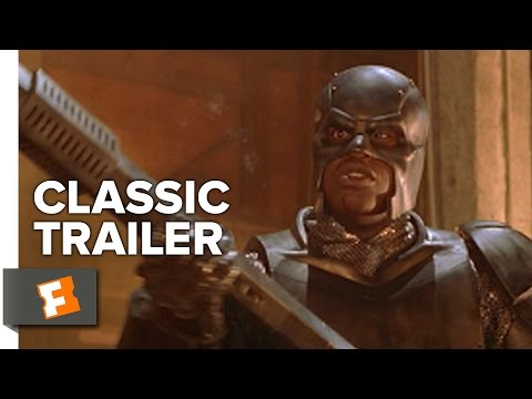 Steel (1997) Official Trailer - Shaquille O'neal Superhero Movie Hd video