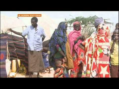 Millions endure drought in Somalia