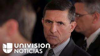 Michael Flynn ofrece declarar ante el FBI posible relación de la campaña de Trump con los rusos