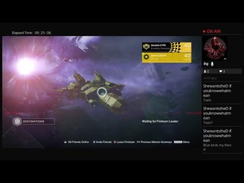Destiny trial last trials game