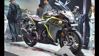 Tin nhanh 24/7 - Cận cảnh chi tiết thực tế 2018 Honda CBR250R và CB Hornet 160R.