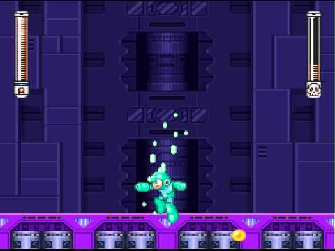 MegaMan 7 - Wily Capsule, Perfect run (Buster only, no damage)