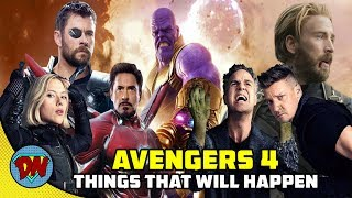 12 Things That Will Happen In Avengers 4   Explained in Hindi