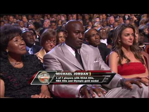Michael Jordan Career Highlights (Hall of Fame 2009) &#91;HD]