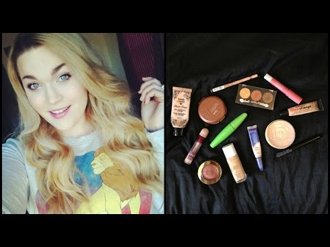 Drugstore Makeup Starter Kit ❥ + Makeup Tips & Tricks for Beginners