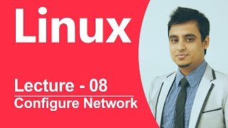 Linux Bangla Tutorial-08 : How to configure network in Linux