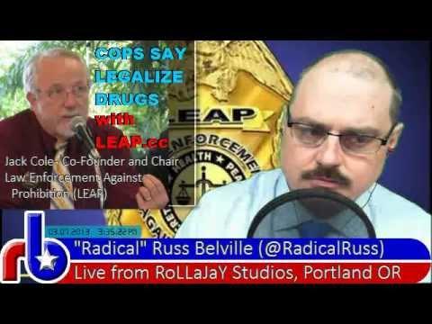 Cops Say Legalize Drugs - Jack Cole, Chair of LEAP