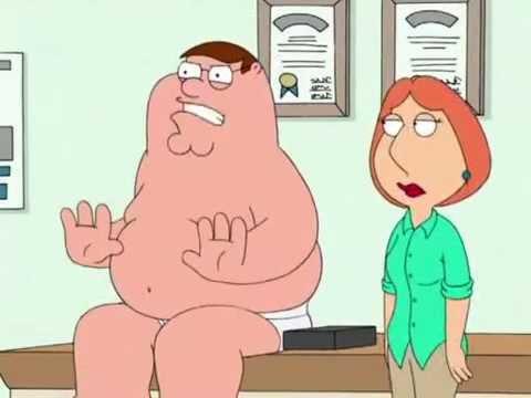Best Scene Of Family Guy( DR. Elmer Hartman )